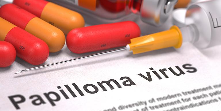 papilloma virus non curato