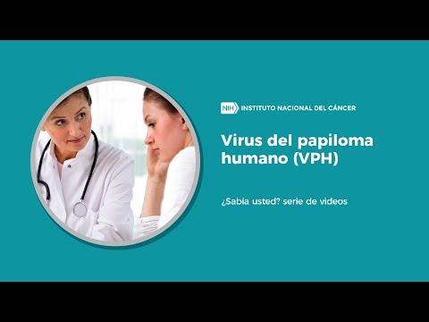 tipos de virus del papiloma humano que causan cancer