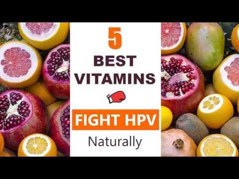 hpv treatment vitamins