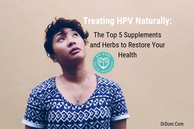 hpv virus herbs