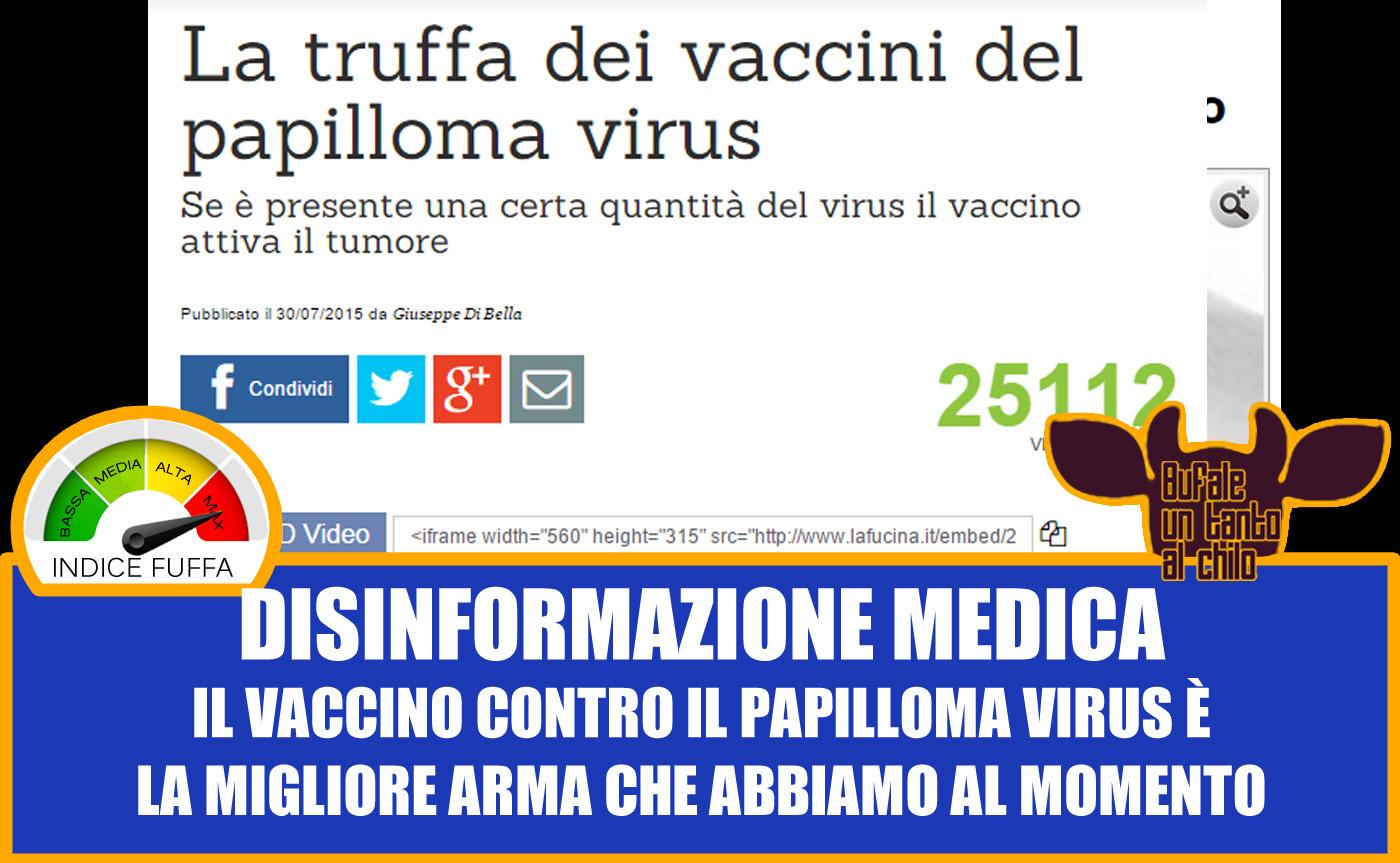 hpv vaccino pericoloso anemie hemolitica