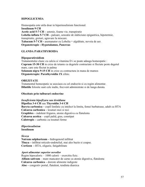 flatulenta tratament homeopat)