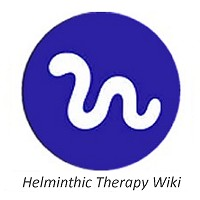 helminthic therapy treats)