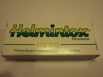 helmintox how to use
