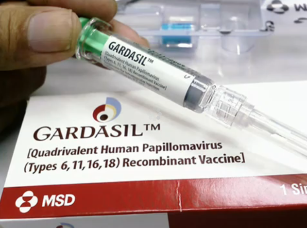 hpv impfung impfstoff)
