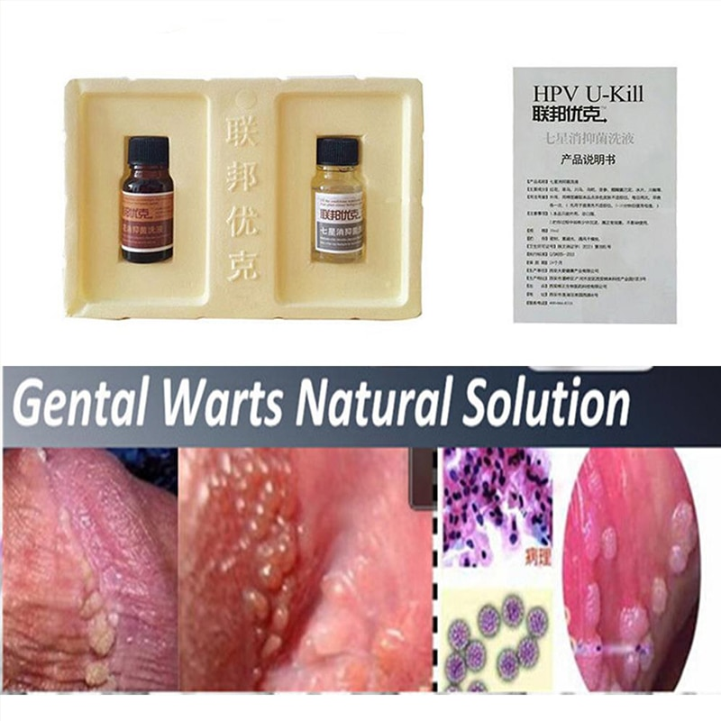 hpv virus clear genital warts