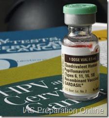 human papillomavirus upsc