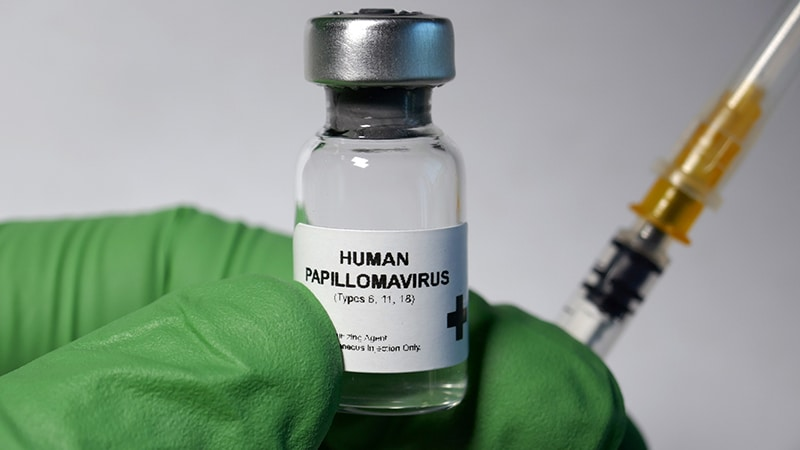 human papillomavirus vaccine for older adults
