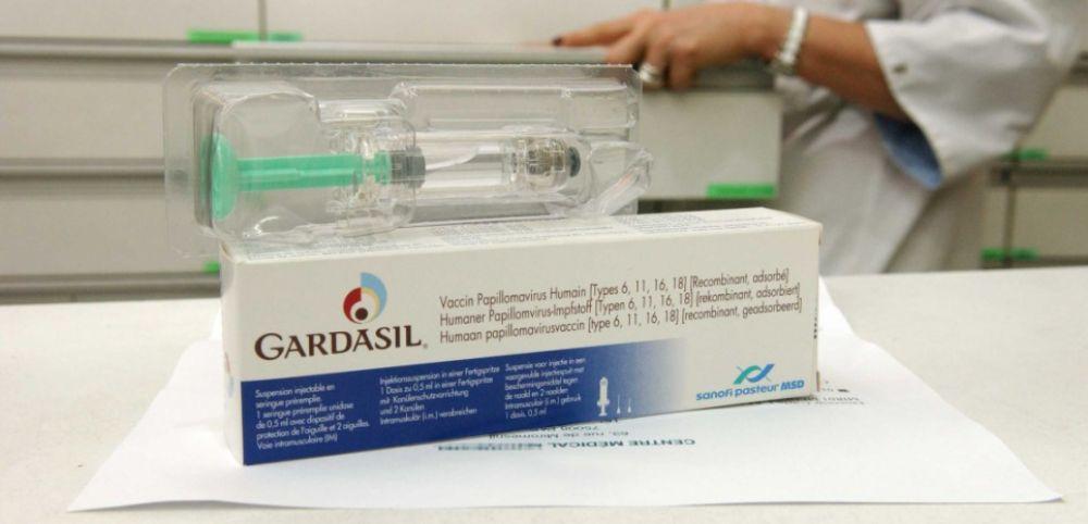 le papillomavirus vaccin)