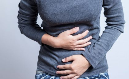 ovarian cancer or constipation)