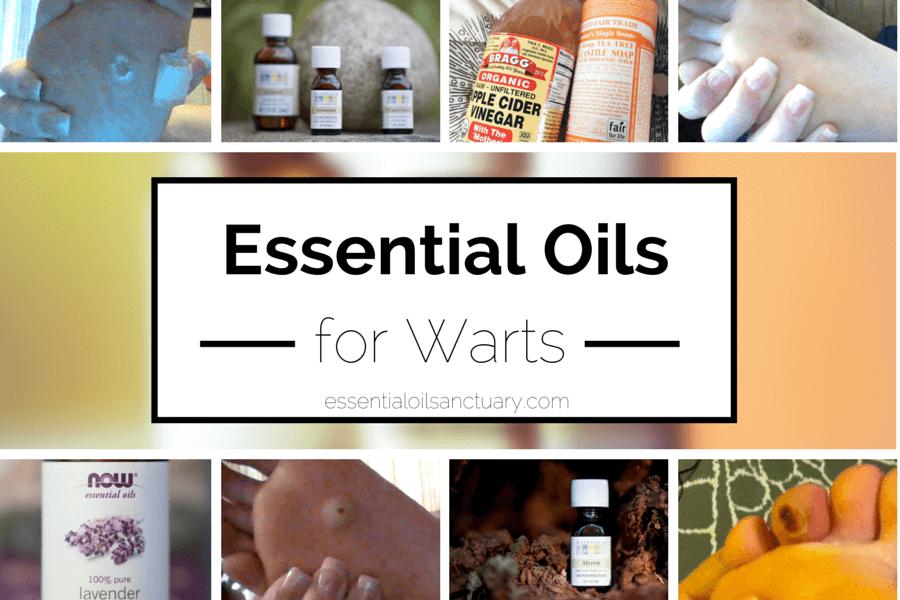 papilloma essential oils