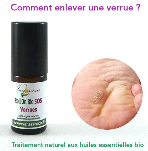 papillomavirus traitement huile essentielle