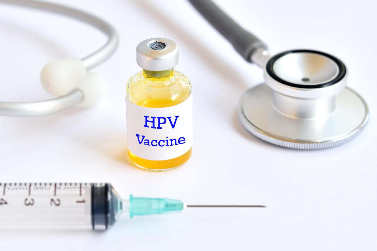 papillomavirus vaccine infection)