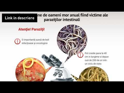 paraziti intestinali farmacia tei