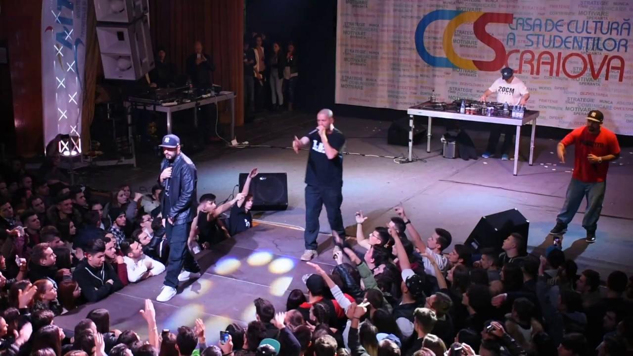 Romanian Hip-Hop Artists