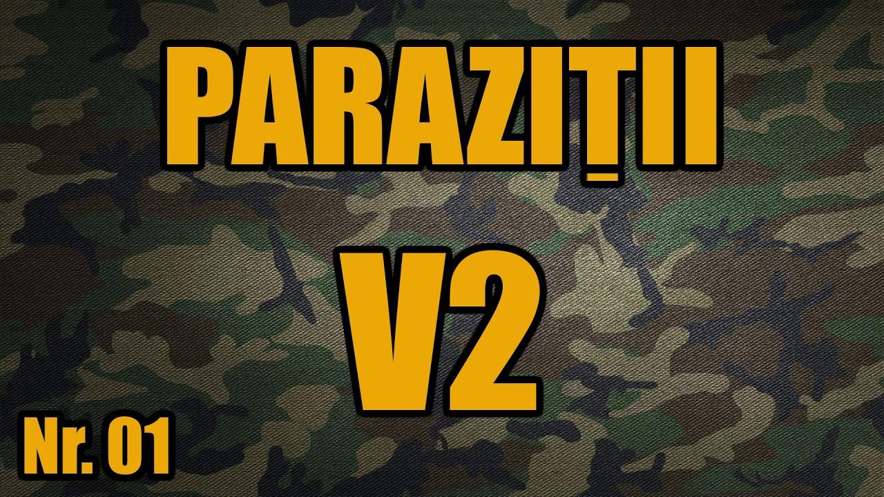 Parazitii – Fii pregătit (versuri) | Trupa Parazitii