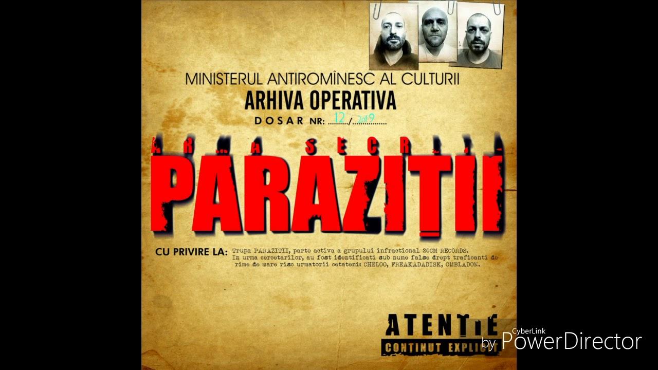parazitii)