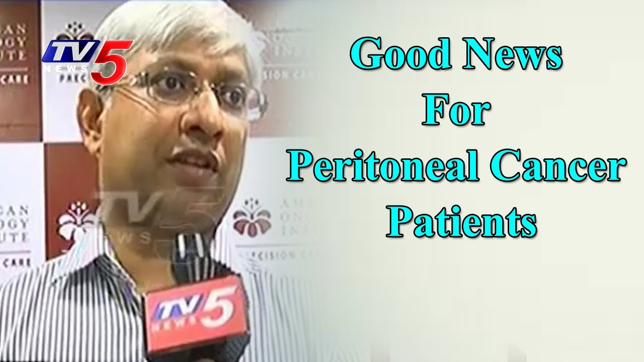 peritoneal cancer male)