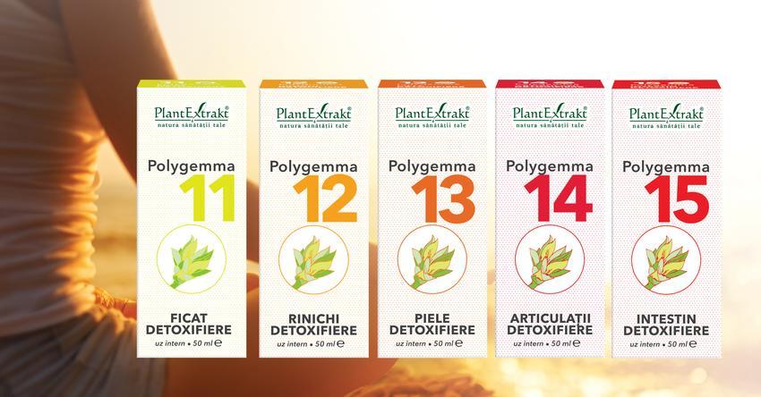 Polygemma 11 Ficat detoxifiere 50 ml » Pret 24,90Lei • Puterea Plantelor