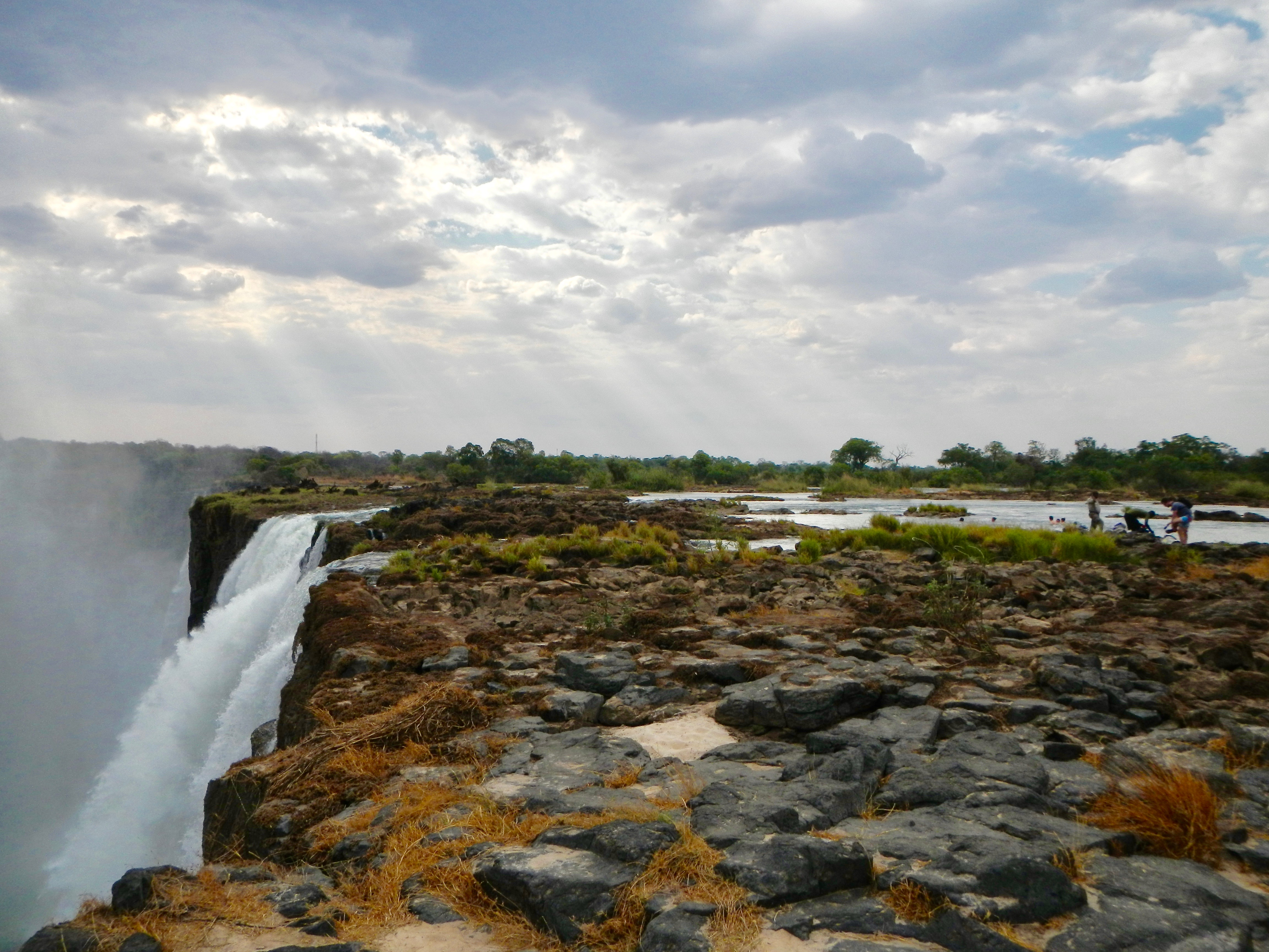 schistosomiasis victoria falls)