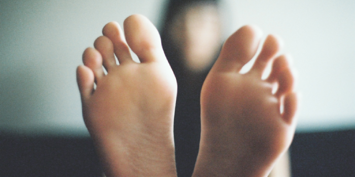 verruca foot bath