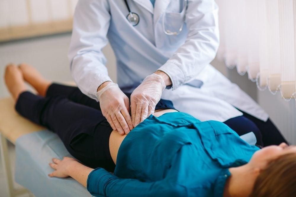 endometrial cancer leg pain cancer san analize