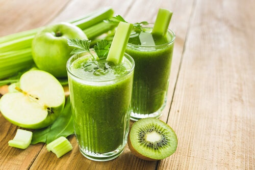 reteta smoothie pentru detoxifiere