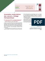 cancer neuroendocrine vessie