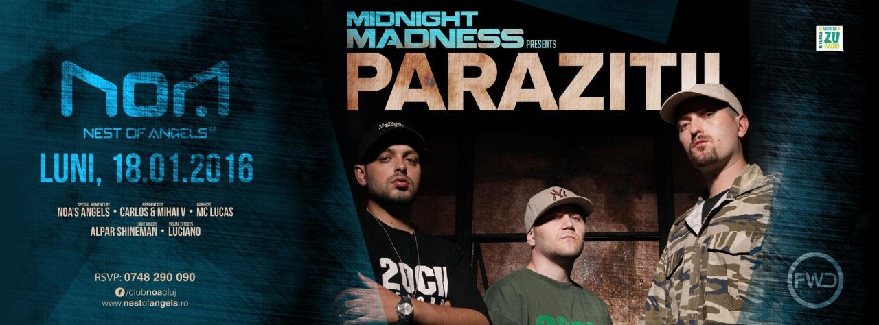 Concert Parazitii Cluj | Cluj Events Calendar