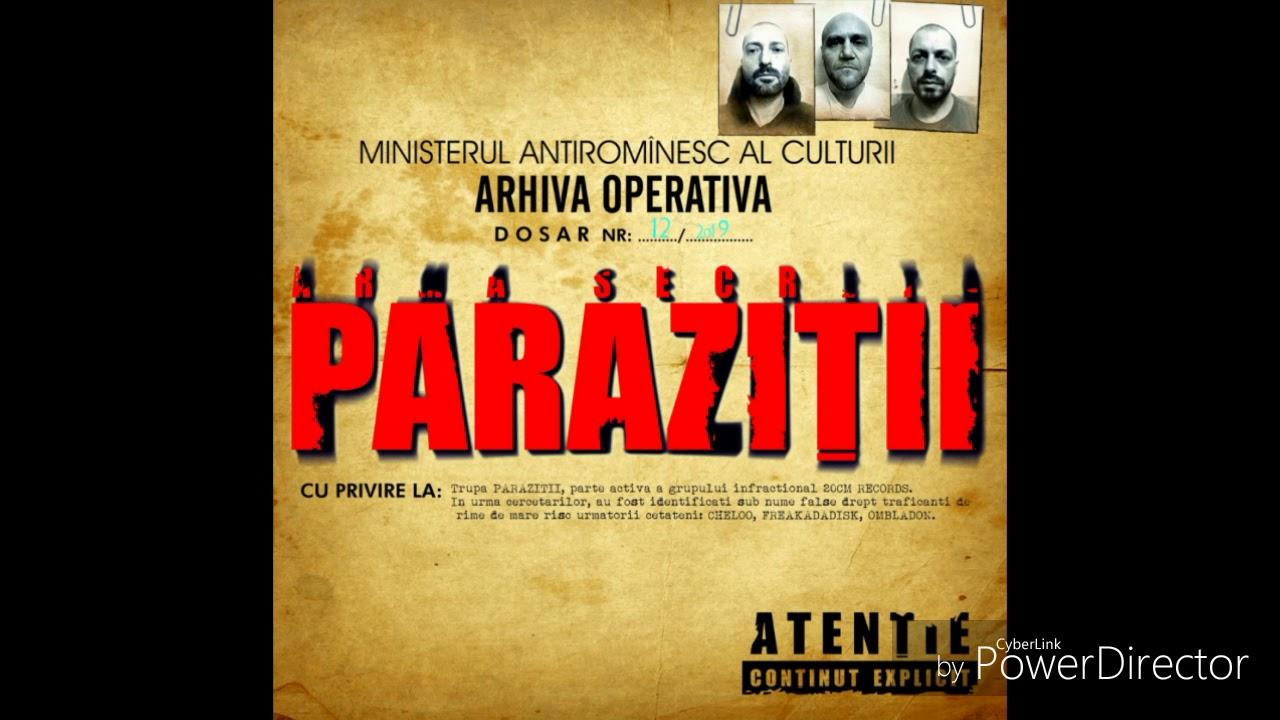 Ultimul Buletin De Stiri - Parazitii (letra da música) - Cifra Club