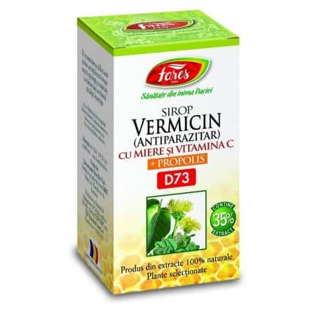 produs natural pentru paraziti intestinali