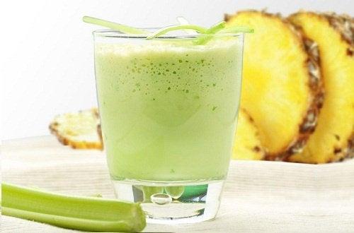 smoothie pentru detoxifierea organismului