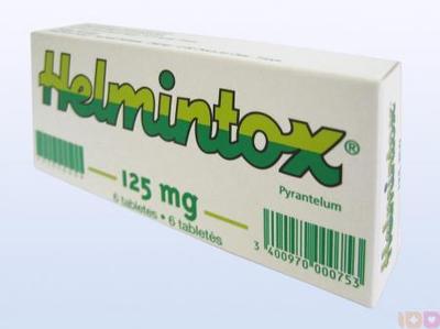 Helmintox de giardia