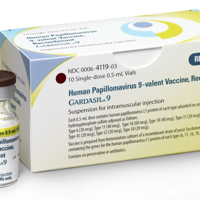 human papillomavirus vaccine brands