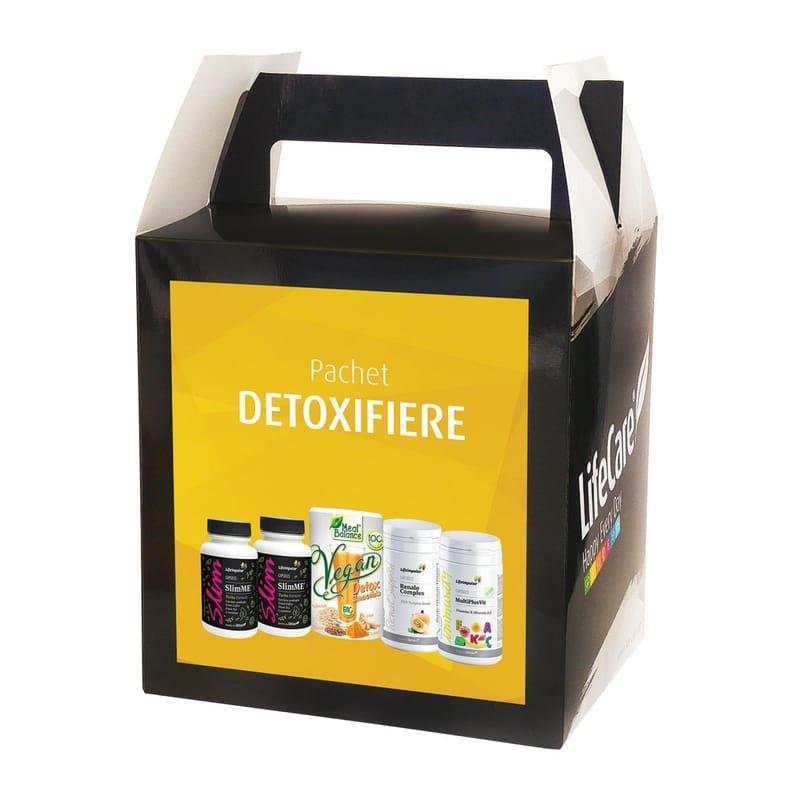 pachet detoxifiere life care)