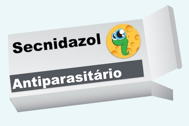 secnidazol para oxiuros)