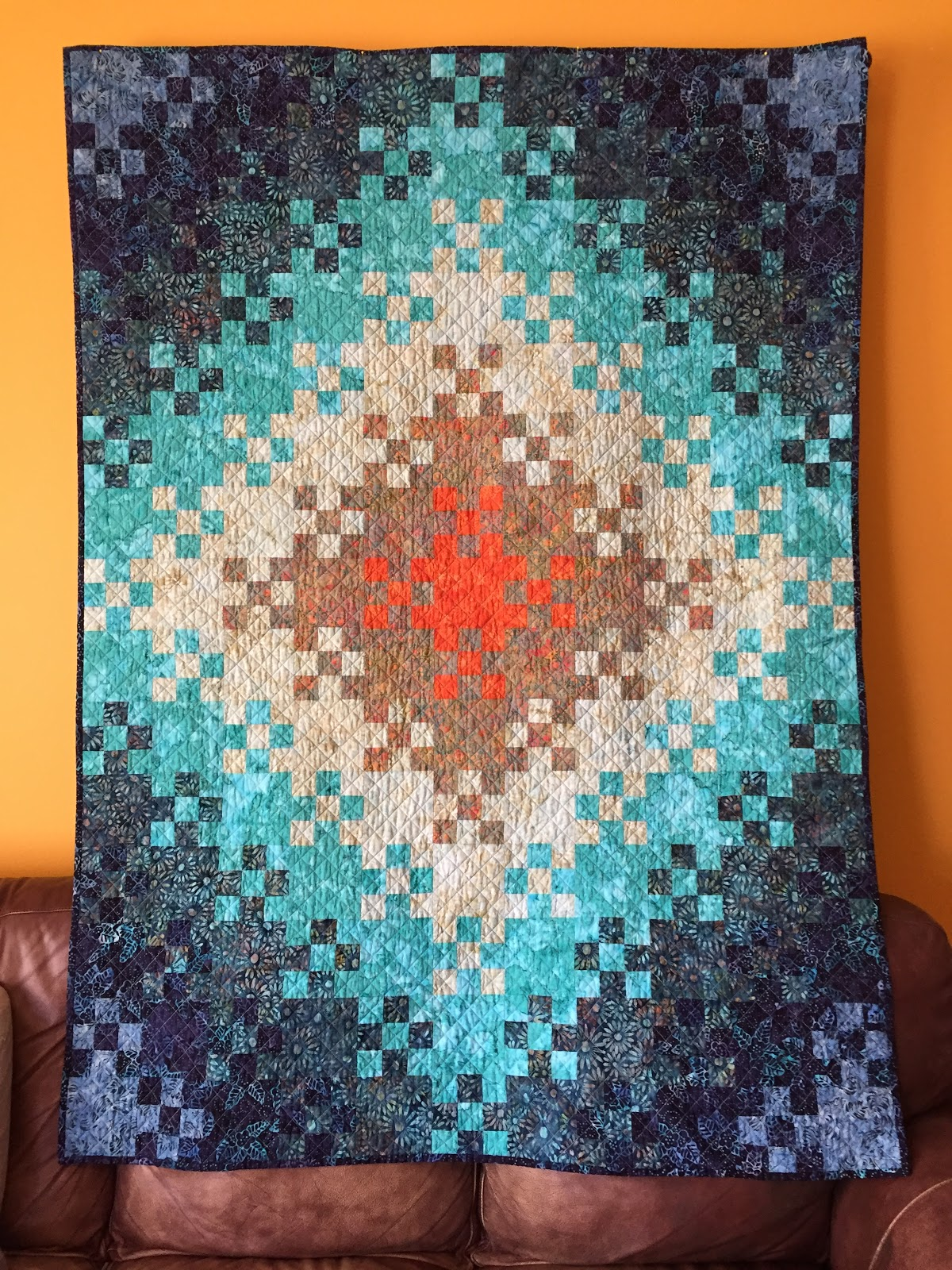 ovarian cancer quilt project)