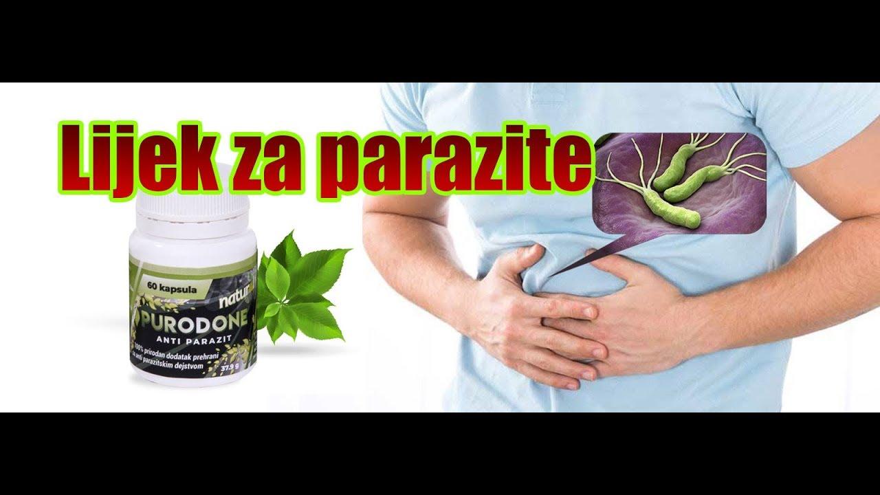 paraziti jetre)