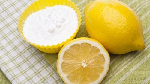 detoxifiere cu apa lamaie si bicarbonat)