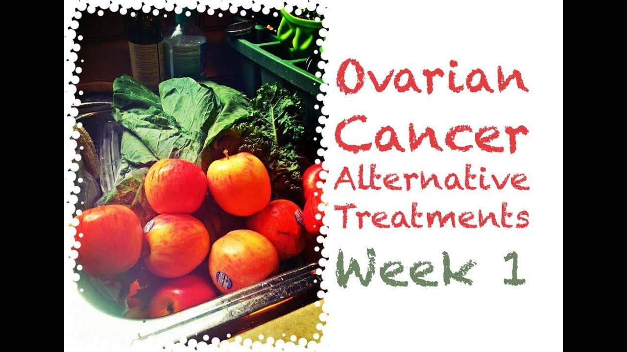 ovarian cancer natural treatment)