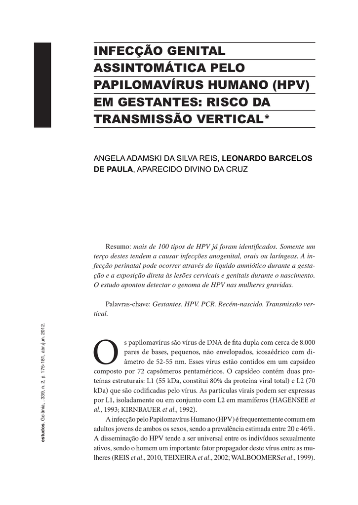 papillomavirus qui persiste)