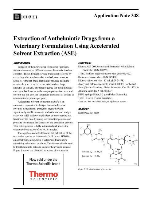new anthelmintic drugs