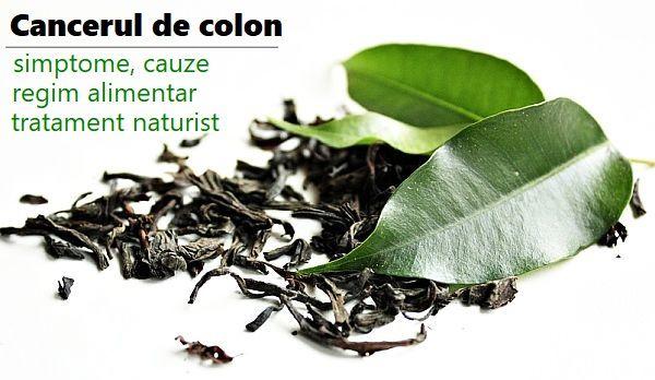cancer de colon simptome si tratament)