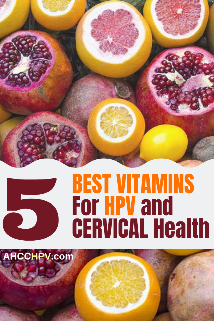 hpv virus treatment vitamins