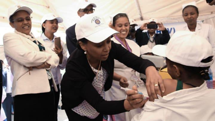 human papillomavirus vaccine in kenya