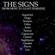 cancer most feminine sign)