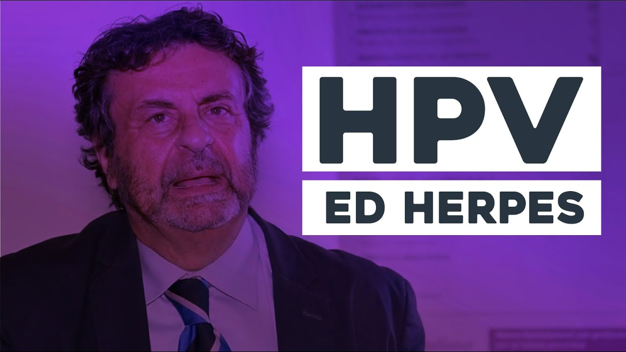 hpv e herpes genitale)