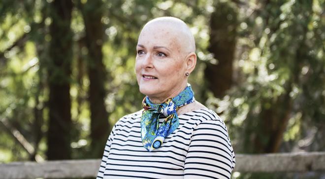 peritoneal cancer diagnosis stories