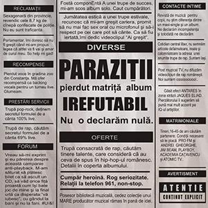 parazitii irefutabil album)