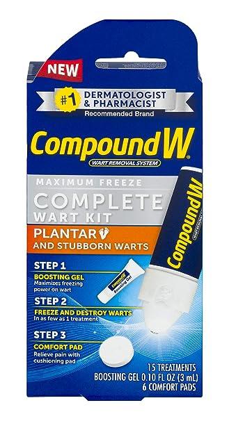 warts plantar treatment
